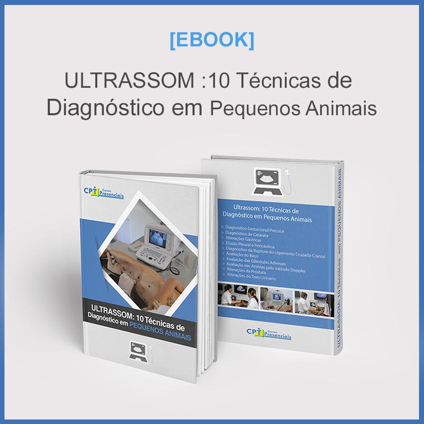 Ebook Ultrassonografia em Pequenos animais
