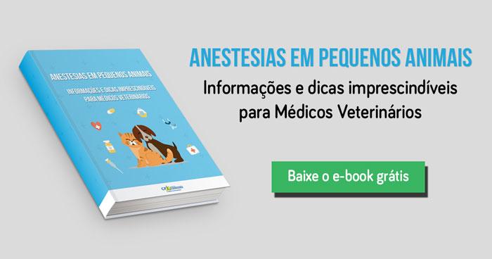 Ebook de Anestesias em Pequenos Animais