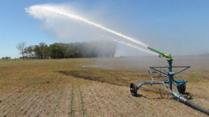 Irrigação Autopropelido
