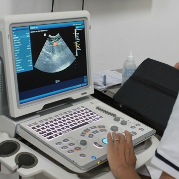 ultrassom veterinário com doppler