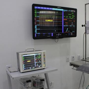 monitoração anestésica veterinária