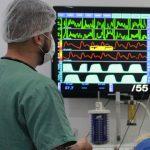 risco de anestesia em cães