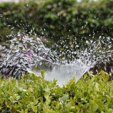 qualidade da água para irrigação