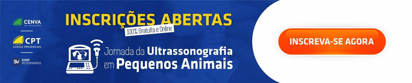 Jornada da Ultrassonografia em Pequenos Animais