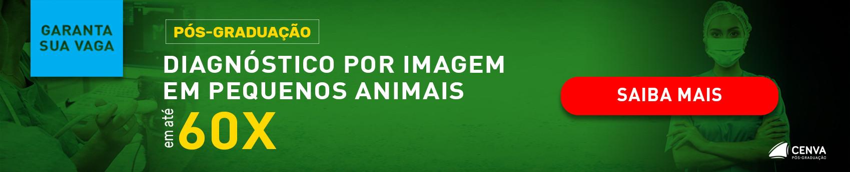 Carrinho Diagnóstico Por imagens em Pequenos Animais