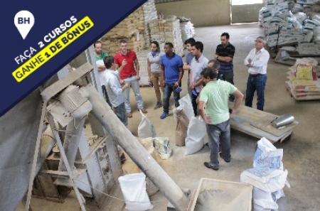 Curso: Como Montar uma Fábrica de Ração em seu Município (Local: Belo Horizonte)