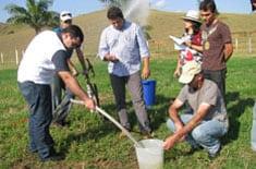 Curso de Manejo de Sistemas de Irrigação
