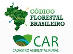 Curso sobre Código Florestal e Cadastro Ambiental Rural (CAR)
