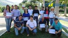 04º Curso de Recuperação de Áreas Degradadas - Manejo, Conservação e Fertilidade do Solo - 12-06-2015
