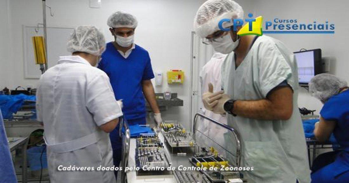 05º Curso de Cirurgias Ortopédicas em Pequenos Animais (Modulo Avançado) 25-07-2015