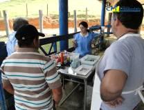 10º Curso de Inseminação Artificial Transcervical em Ovinos  08-07-2012