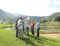 10º - Curso de Irrigação sistemas, manejo e gestão em condições de campo  - 15-07-2013