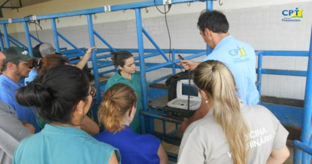 113º Curso de Ultrassonografia na Reprodução Bovina 21-02-18