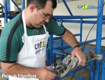 13º Curso de Casqueamento Preventivo e Correção de Aprumos em Bovinos 12-11-2011