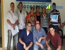 17º Curso de Anestesias em Equinos a Campo 26-01-15