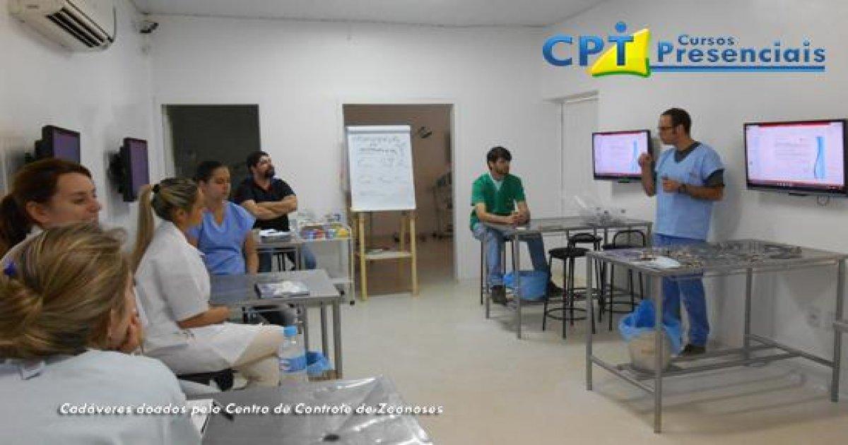 17º Curso de Cirurgias de Urgência em Pequenos Animais 17-08-16