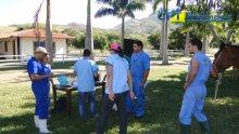 18º Curso de Anestesias em Equinos a Campo 12-07-15