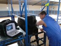 18º Curso de Ultrassonografia na Reprodução Bovina 10-02-2011