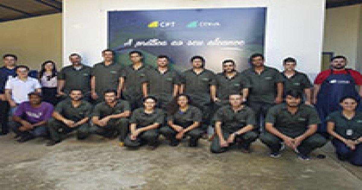 1ª Turma da Pós Graduação em Reprodução e Produção de Bovinos