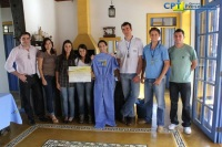1º Certificado Ouro na área de Reprodução de Ovinos