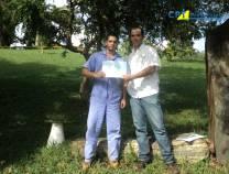 1º Curso de Manejo Intensivo de Pastagens para a Bovinocultura 27-11-2011