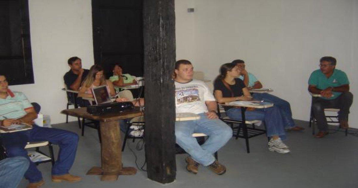 1º Curso de Odontologia Equina - 23/02/2008