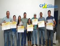 1º Turma Certificado Ouro Reprodução Equina - 08/09/2014