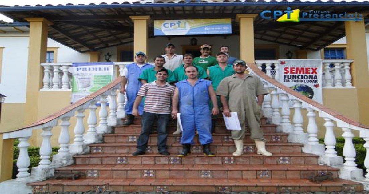 2º Curso de Casqueamento Preventivo e Correção de Aprumos em Bovinos - Junho 2010