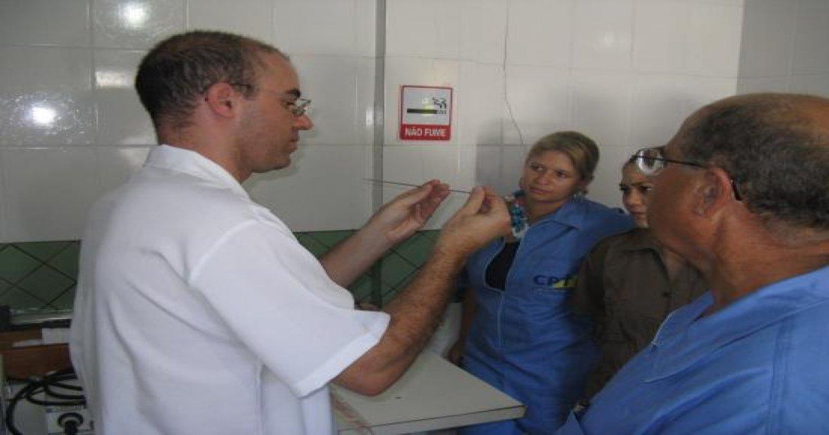 2º Curso de Inseminação por Laparoscopia em Ovinos - 12/01/2009