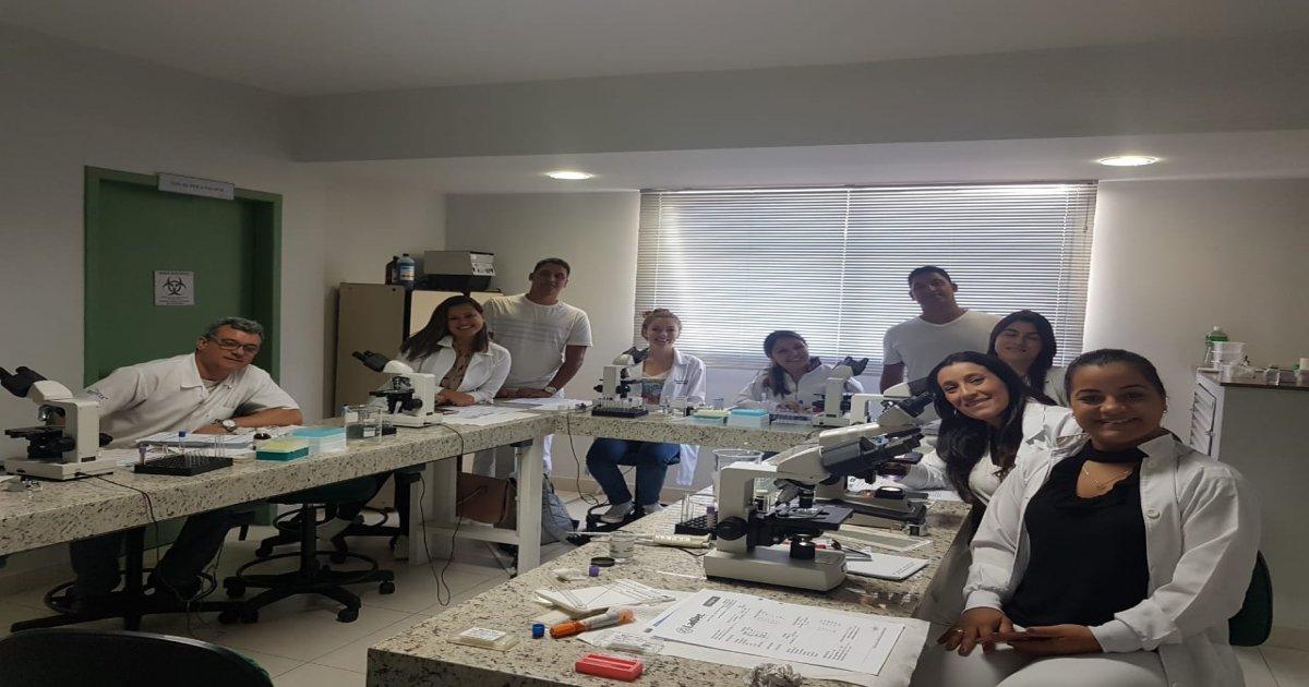 30º Curso de Realização e Interpretação dos Exames Laboratoriais: Hematologia e Bioquímica Clínica 08-04-19