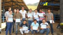 31º Curso de Inseminação Artificial em Tempo Fixo em Bovinos (IATF Avançado) 21-06-2015