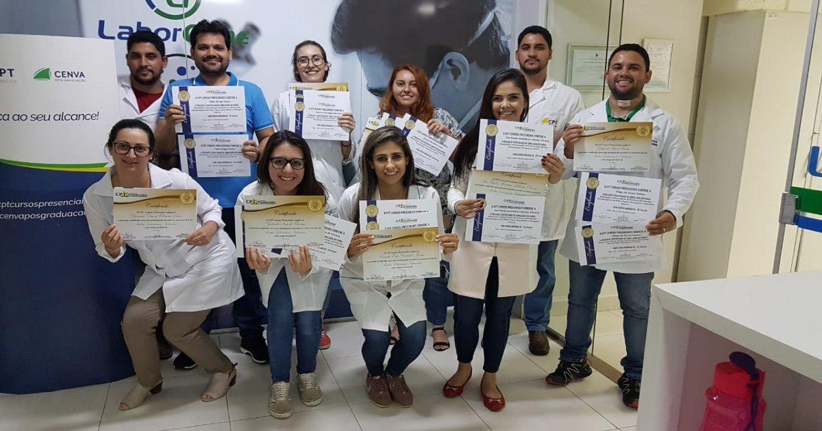 31º Curso de Realização e Interpretação dos Exames Laboratoriais Hematologia e Bioquímica Clínica 04-11-19