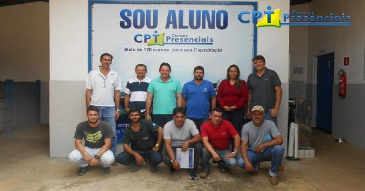 36º CURSO DE INSEMINAÇÃO ARTIFICIAL EM TEMPO FIXO EM BOVINOS IATF AVANÇADO 24-04-17