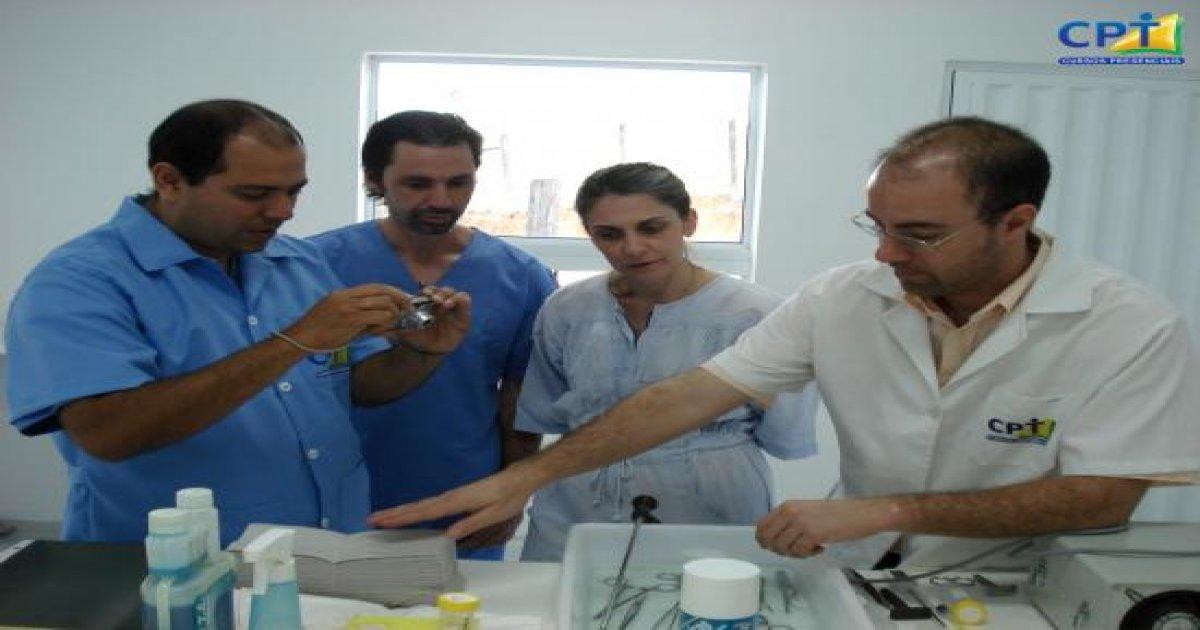 3º Curso de Transferência de Embriões em Ovinos e Inseminação por Laparoscopia em Ovinos - 11/08/2009