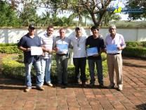 4º Curso de Produção de Milho no Sistema de Plantio Direto 24-10-2011