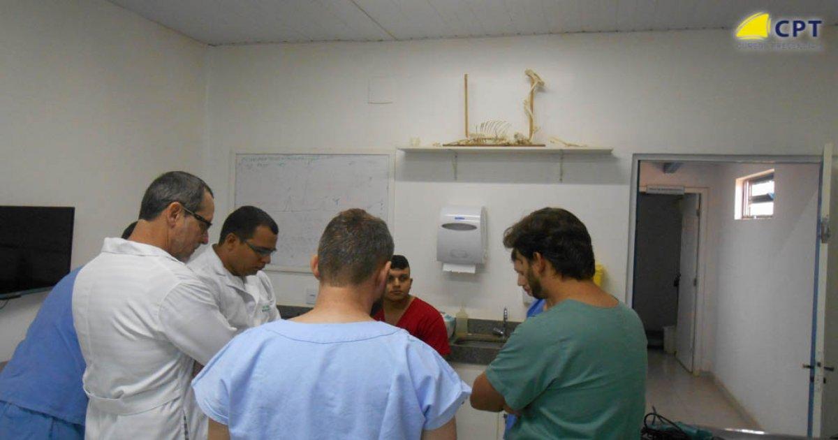 41º Curso de Cirurgias Ortopédicas em Pequenos Animais 12-09-18