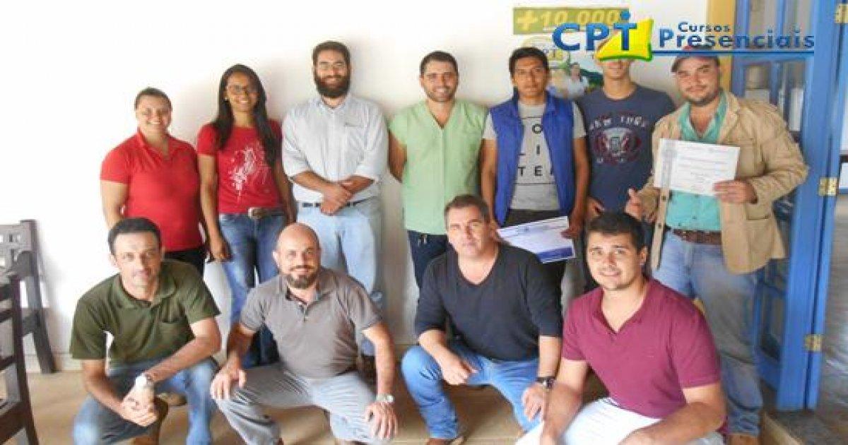 44º Cursos de Inseminação Artificial em Éguas e Coleta, Avaliação e Criopreservação de Sêmen em Garanhão 10-11-16
