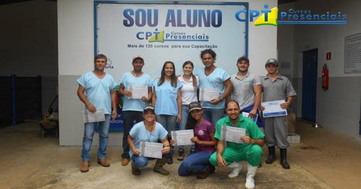 45º Curso de Inseminação Artificial em Éguas e Coleta, Avaliação e Criopreservação de Sêmen em Garanhão 13-01-17