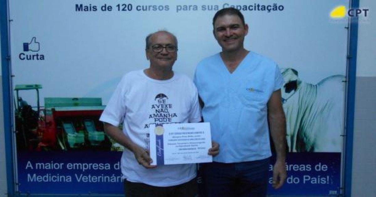 52º Curso de Palpação Transretal e Ultrassonografia na Reprodução Equina 24-09-18
