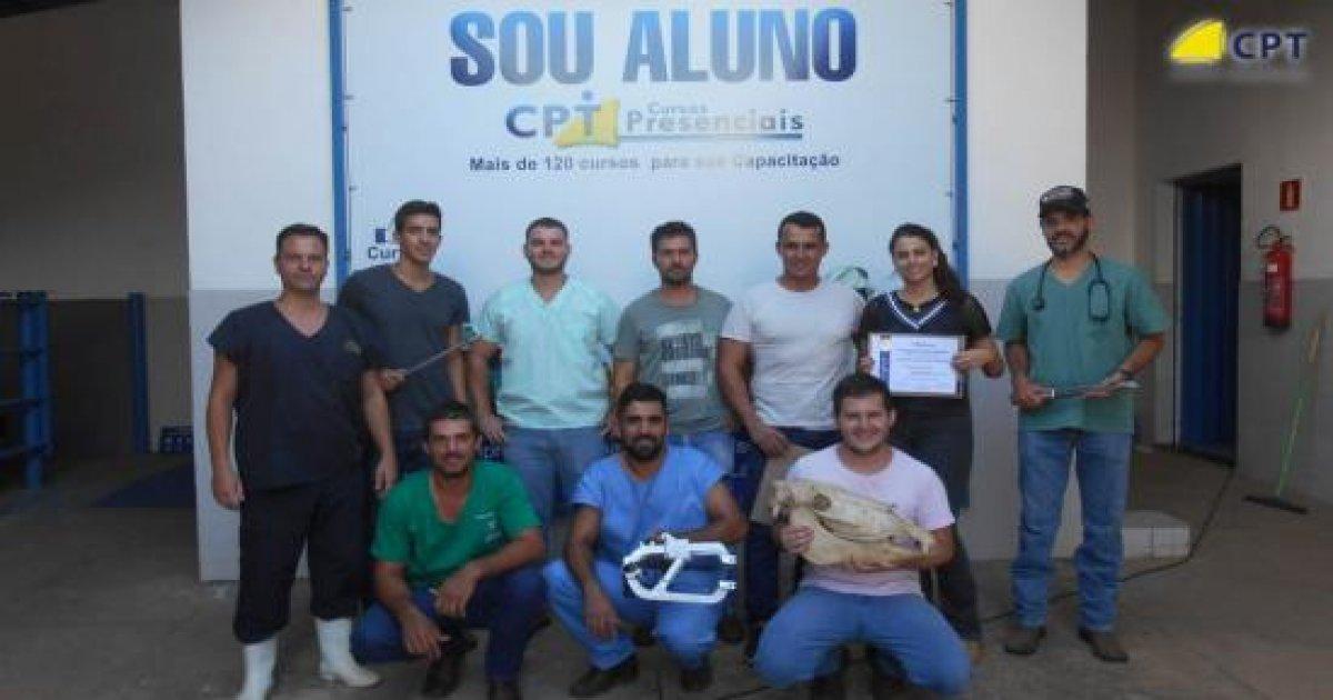 56º Curso de Odontologia Equina 20-01-19