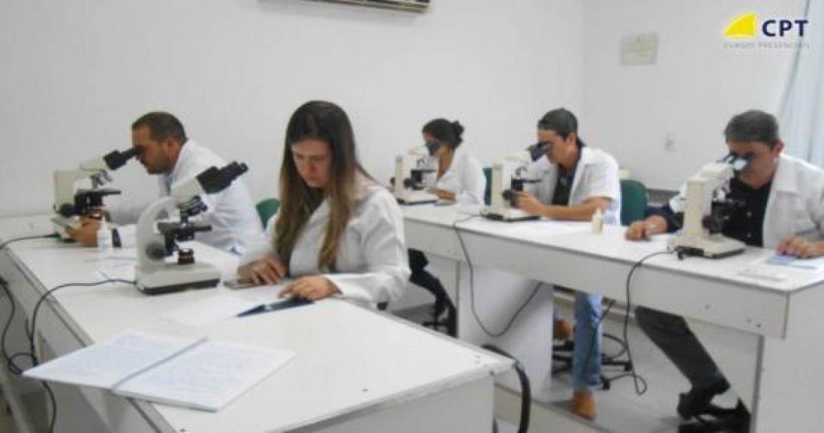 59º Curso de Exame Andrológico e Congelamento de Sêmen Bovino 12-09-18