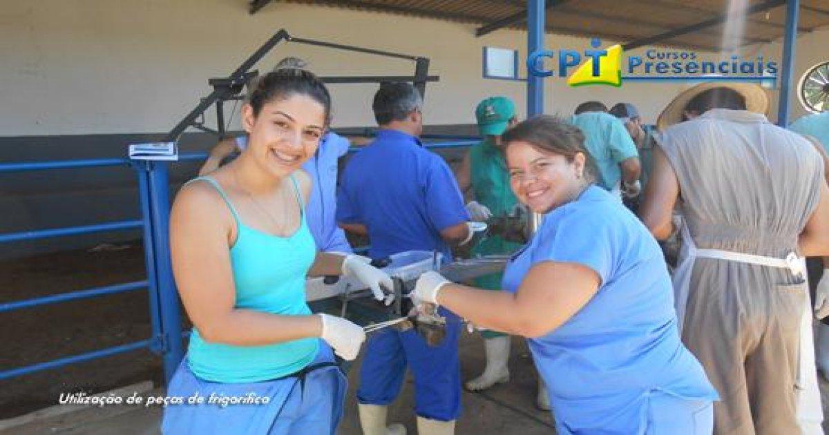 82º Curso de Cirurgia em Bovinos a Campo 30-01-16