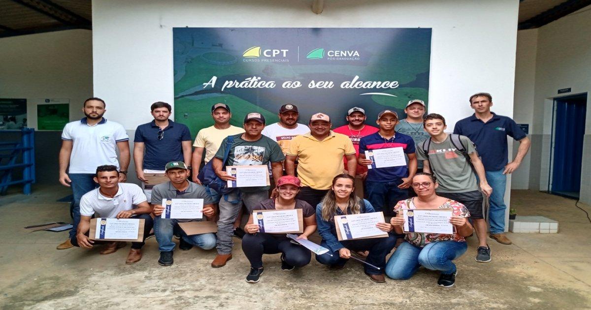 91º Curso de Inseminação Artificial e Estratégias de IATF em Bovinos 17-01-2020