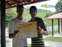 Certificado Ouro -Janeiro 2013