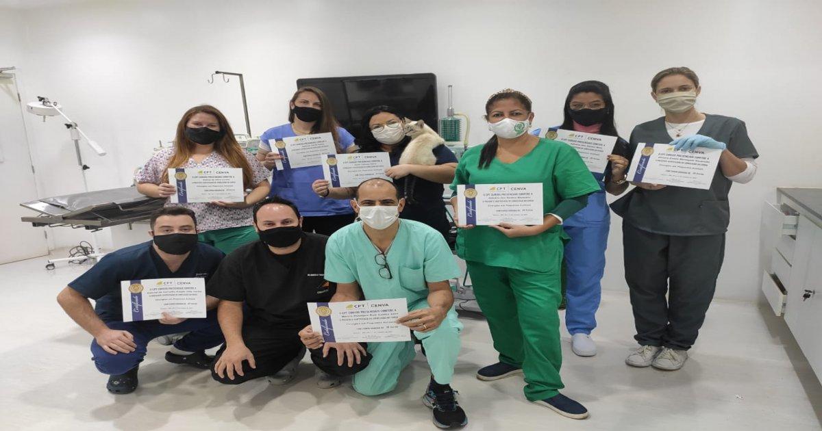 Curso de Cirurgias em Pequenos Animais 09-10-21