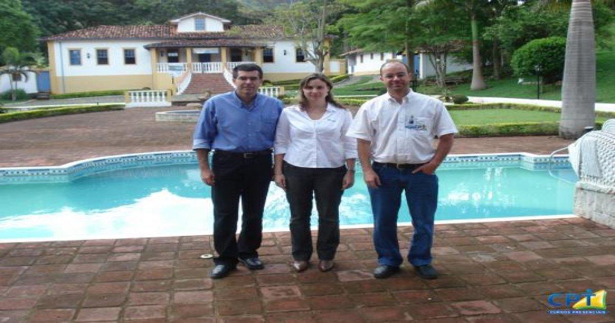 Parceria CPT Cursos Presenciais - Tecnopec: Making Off Programa Agro Canal