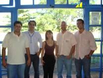 Tecnopec visita a Fazenda Escola CPT - Maio 2010