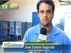 Depoimento José Carlos - Aluno do CPT Cursos Presenciais