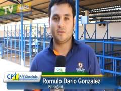 Depoimento Romulo Gonzallez - Aluno do Exterior CPT Cursos Presenciais