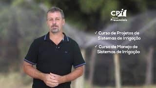 Irrigação Eficiente - Professor Dermeval